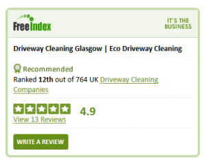 Driveway Cleaning - Freeindex