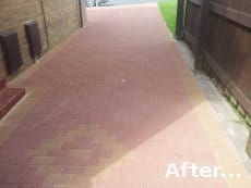 driveway-cleaning-glasgow-cambuslang