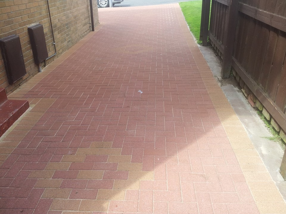 Driveway Cleaning Glasgow - Newton Mearns After