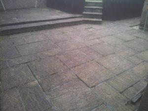 Patio Cleaning Glasgow - Barrhead Dirty