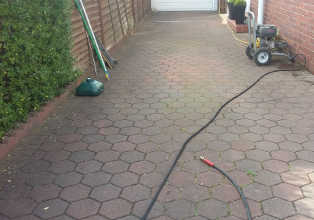 Pressure Washing Glasgow - Driveway Cleaning Hamilton