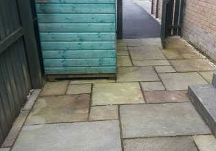 Pressure Washing Glasgow - Patio Cleaning Erskine