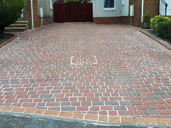 Driveway Cleaning Glasgow | Eco Driveway Cleaning