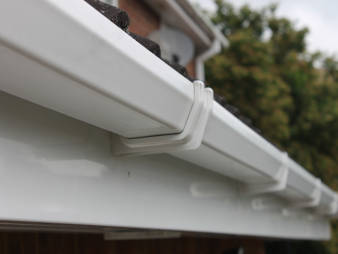 Soffit and Fascia Cleaning Service in Glasgow, Scotland