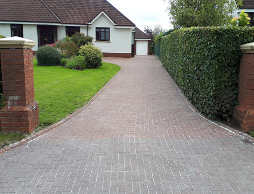 Driveway Cleaning in Bearsden - Professional Company.